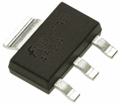 30 V 3+Tab-Pin SOT-223 ON Semiconductor NDT452AP P-channel MOSFET 5 A