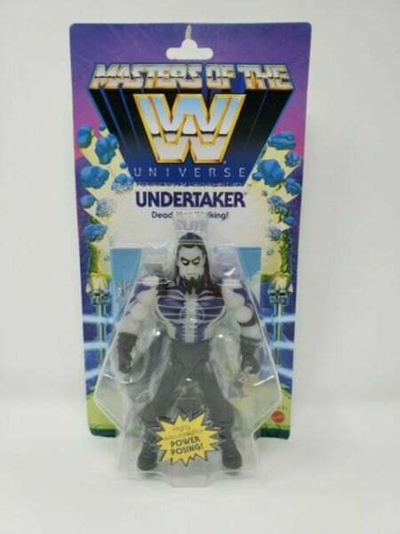 WWE Masters Of The Universe New Day Action Figure MOTU 2020 New Sealed