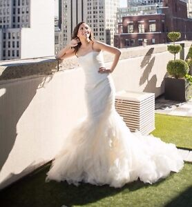 Image Is Loading Vera Wedding Dress Gemma Gown
