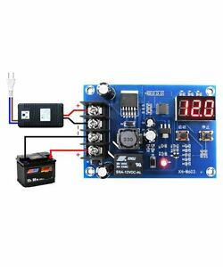 Low-Voltage-Disconnect-Module-LVD-Digital-Display-On-Off-Relay-Charge-Controller