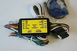 add on 45 1848 trailer wire harness converter 5 wire to 4 wire image is loading add on 45 1848 trailer wire harness converter