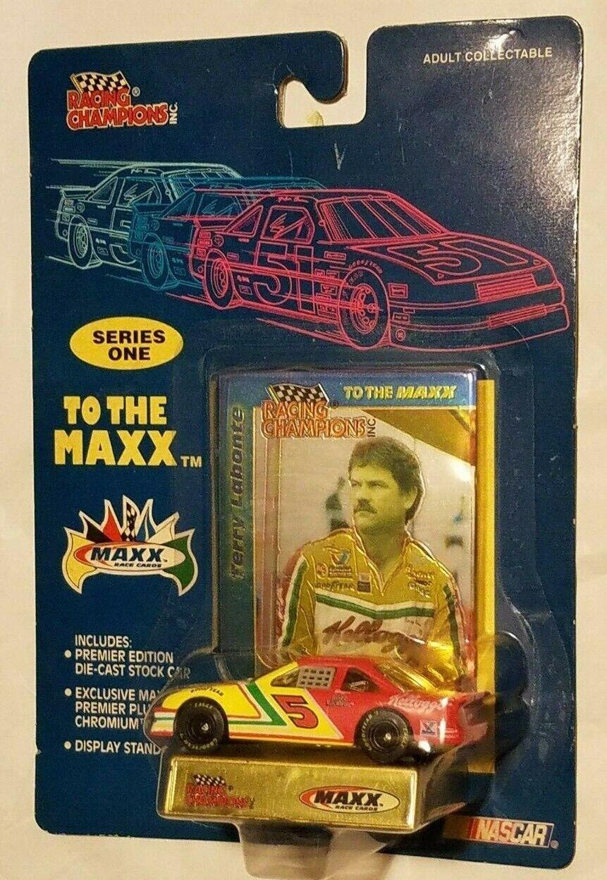 Racing Champions Series 1 to The Maxx Terry Labonte Chevy Lumina #5 NASCAR
