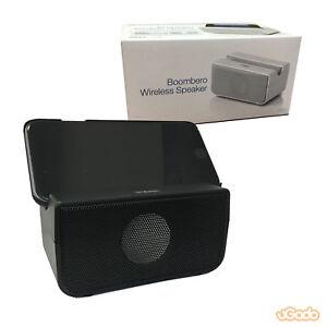 Boombero Wireless Speaker Smartphone Lautsprecher Poratable