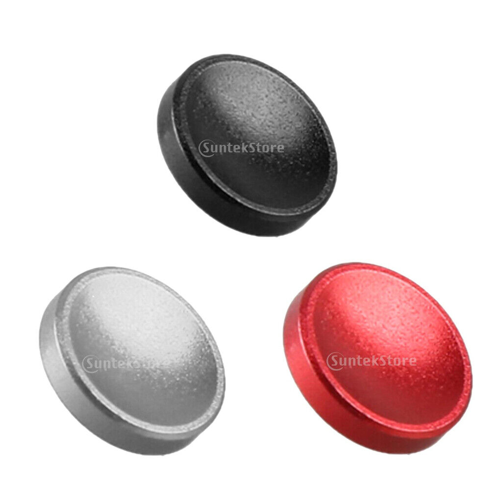 3Pack Concave Shutter Release Button For Leica x100 X10 X-Pro1 X-E1