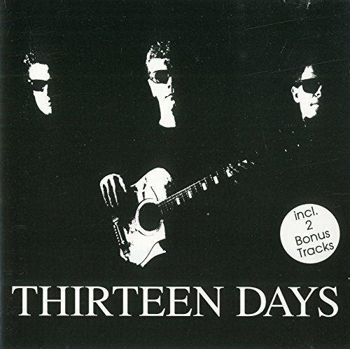 Thirteen Days Same (1990; 12 tracks) [CD]