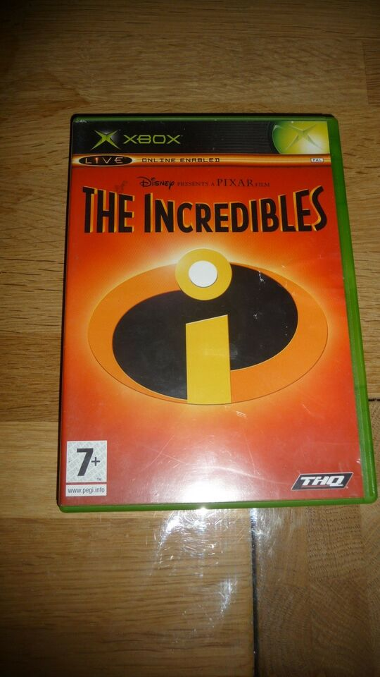 The Incredibles, Xbox, anden genre