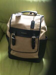 Backpack Neuf Esx Coach Cnv Tout JF1cKTl3