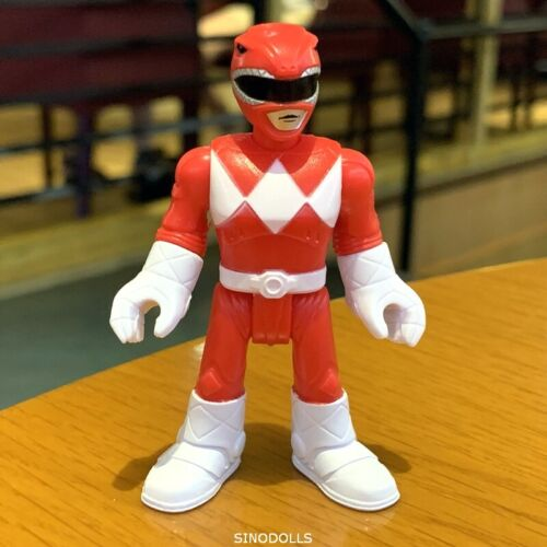 IMAGINEXT Fisher-Price Power Rangers DC Justice League Blind Bag Figure 2.75/""