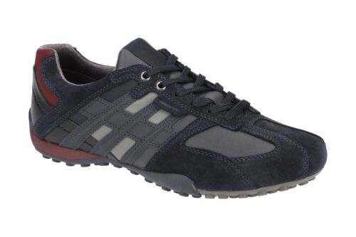 C4064 Uomo Zapatos Zapatillas Respira Hombre Azul K Geox U4207k Marino Snake A7n58Fw5Wq