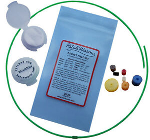 """for PatchWorm Cleaning Kit and others 500 pc, 7//8/"""" round 100/% Cotton Patches"""