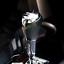 Chrome ABS Gear Poles Shift Knob Cover Trim For TOYOTA RAV4 2014 2015 2016 17 s