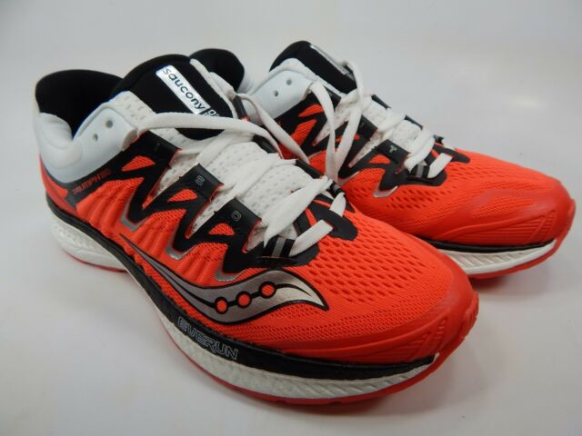 Saucony Triumph ISO 4 talla EU 8m (b) 39 mujer atletismo zapatos negro S10413 4