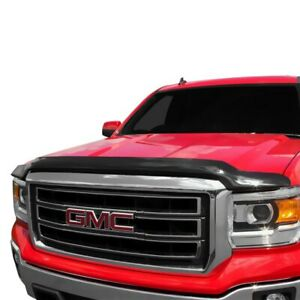 Details about For Chevy Colorado 2015-2019 AVS Bugflector II Smoke Hood  Shield