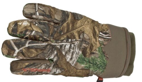 MANZELLA MENS H247M GORE-TEX WOODSMAN GORETEX WATERPROOF BREATHABLE CAMO GLOVES