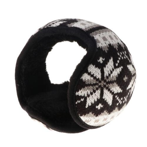 Weihnachten Ohrenschützer Winter Plüsch Ohrenwärmer Ohren Schutz Earmuffs