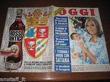 OGGI 1970/34=ALIDA CHELLI=MASSIMO RANIERI=CLAUDIA CARDINALE=TOM JONES=ORGOSOLO=