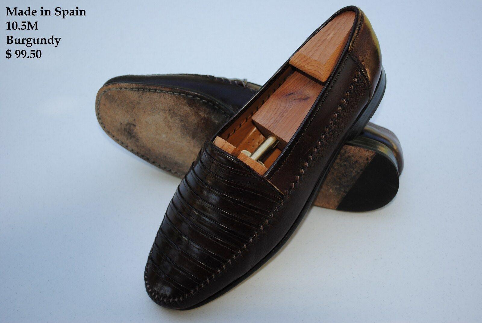 Calf and Deerskin Handmade in Spain men shoes