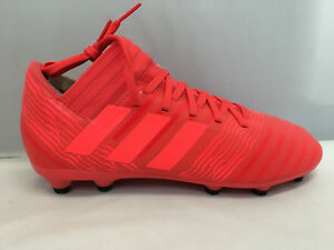 Adidas Kinder Fußballschuhe Nemeziz 17.3 FG  (CP9166 ) in rot 36480fc79