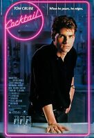 Cocktail (1988) Original Movie Poster - Rolled
