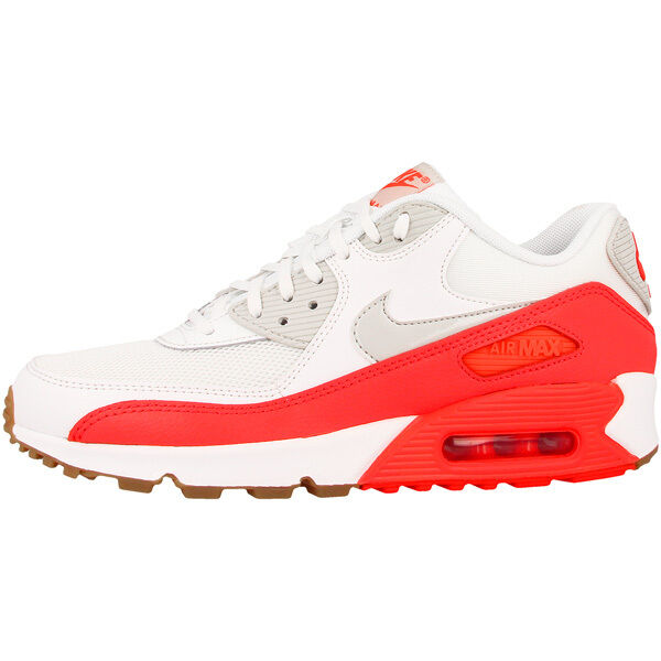 Nike Air Max 90 Essential women chaussures femmes Blanc Bone 616730-113 Jordan