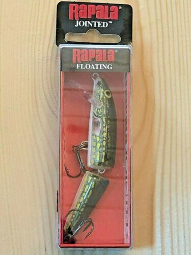 Floating J09PK Pike J09PK Pike Made Of Abache Wood Rapala Jointed