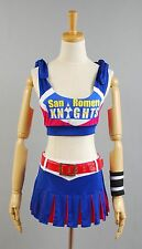 Lollipop Chainsaw Juliet Starling Dress Game Cosplay Costume