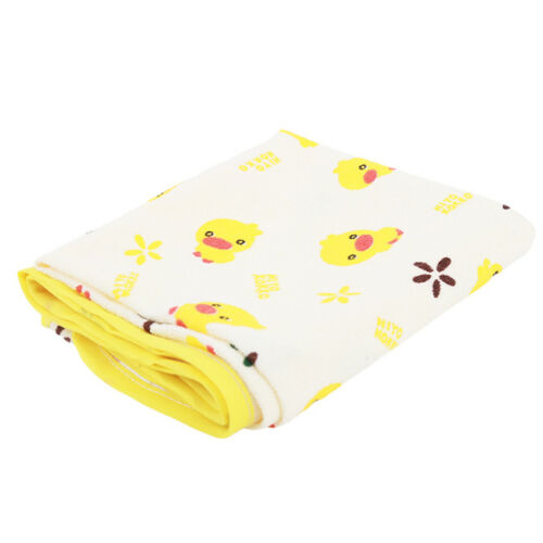 Baby Infant Waterproof Urine Cartoon Mat Changing Pad Cover Change Mat CB
