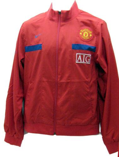 Vintage Nieuw Trainingspak 91206772488 rood jas groot United Nike Football Manchester Pww4qa