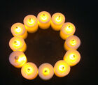 1X Flickering Flicker Light Flameless LED Tealight Tea Candles Wedding Light New