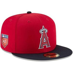15d261c86cc59f Official MLB 2018 Spring Training Los Angeles Angels New Era 59FIFTY ...