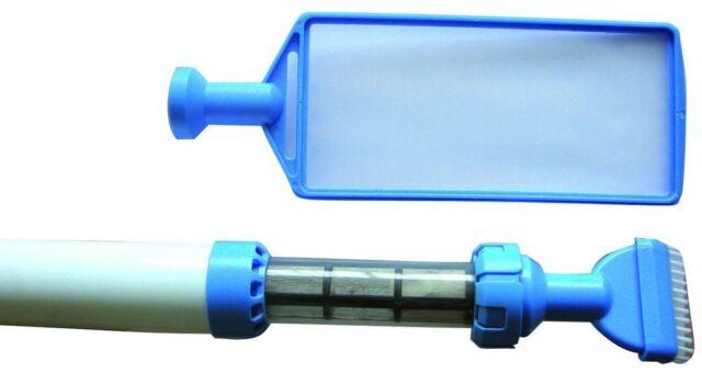 Kokido K738cbx Handheld Manual Hand Pump Vacuum Swimming Pool Spa Hot Tub