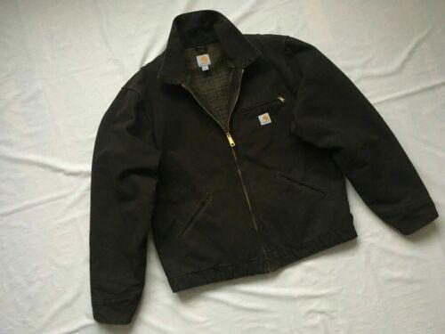Men's Carhartt Detroit Blanket Jacket Size L Tall