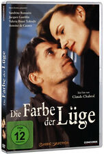 DVD * DIE FARBE DER LÜGE - Claude Chabrol  # NEU OVP $