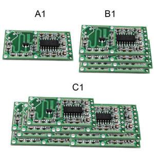 Details about RCWL-0516 Microwave Radar Sensor Module Human Body Induction  Switch Arduino PI