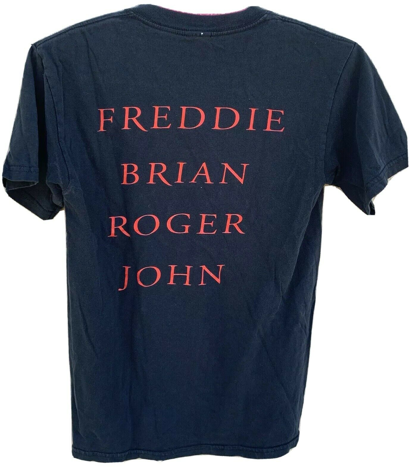 Queen Freddie Brian Roger John T-Shirt Graphics O… - image 2