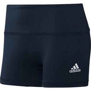 Adidas-Women-039-s-Climalite-Techfit-Spandex-Shorts-4-034-Inseam