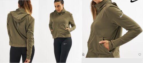 Flex Womens M aa7966 Jacket Swift Size Nike Running Green 222 qTT57