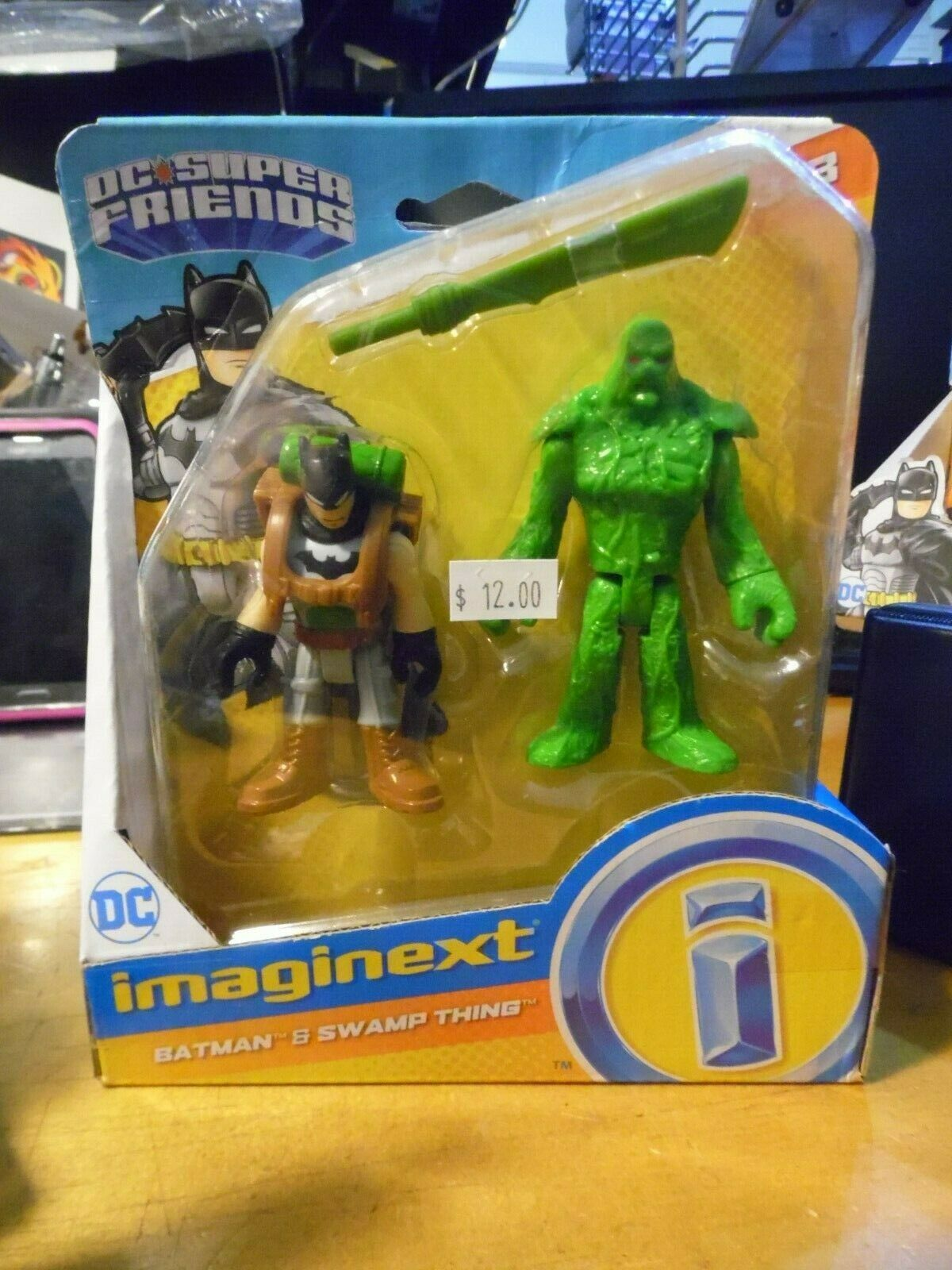 DINO MECH 00 Imaginext Mystery Figure Blind Bag NEW /& SEALED Series 6