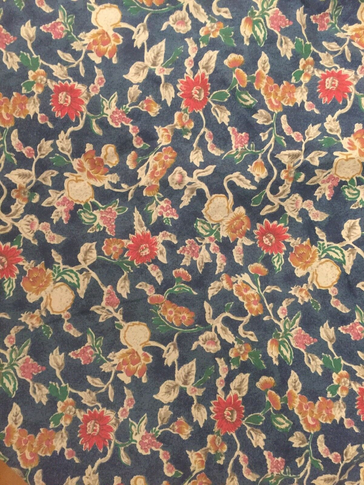 Ralph Lauren one Twin Fitted Sheet Jardin Floral
