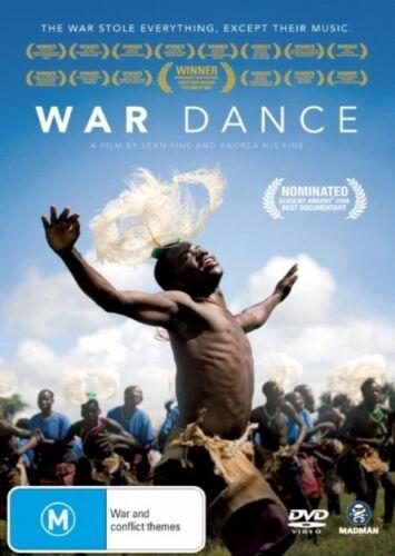 1 of 1 - War Dance (DVD, 2008)-REGION 4-Brand new-Free postage