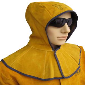 AP-3000Y Fire Resistant Head Neck Protective Hat Safety Cap Welding Helmet Hood