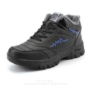 Taille Neige Baskets Chaussures Air Plein Chaud Bottes Mode Chaussures De Lacets Randonnée À En De Hiver 7ZxqwCpHf