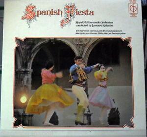 Spanisch-Fiesta-Felicity-Palmer-Royal-Philharmonie-Salzedo-LP-33-RPM