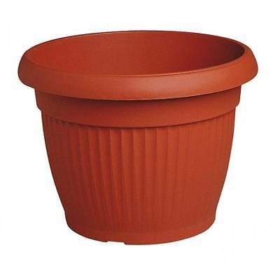 vaso in plastica mod Olimpo Ø cm 40x30h vasi piante da giardino terrazzo balcone