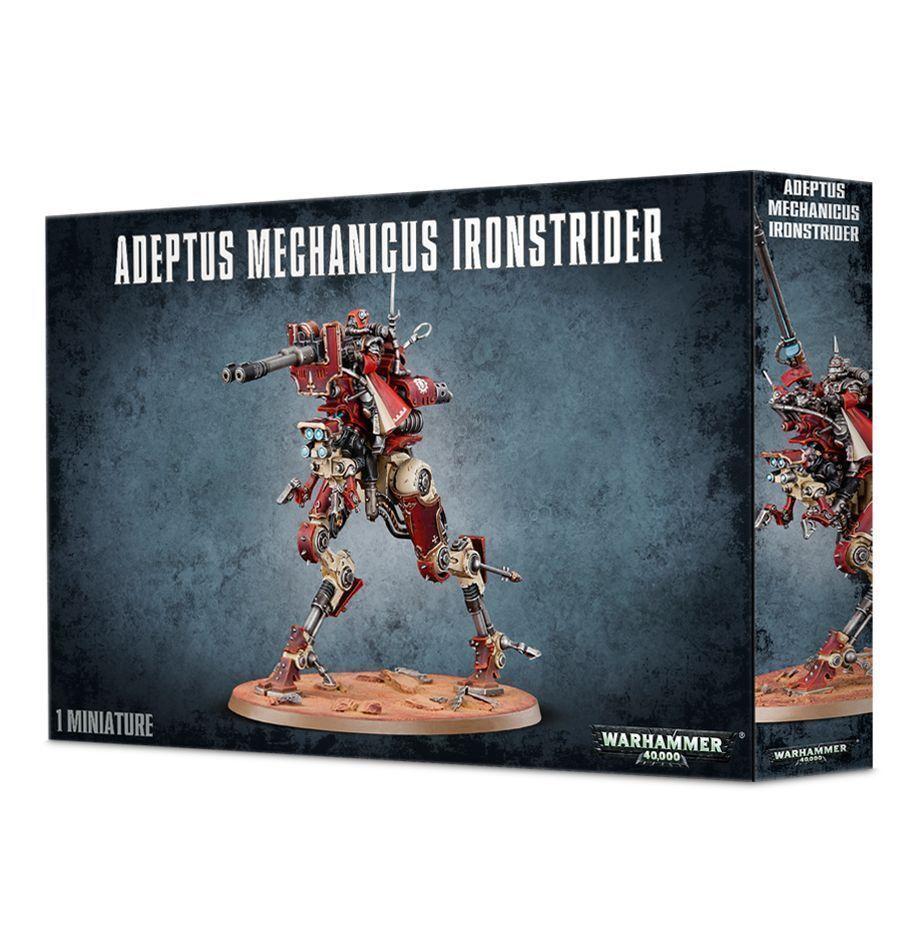 Adeptus Mechanicus ironstrider-Warhammer 40k-Sellado En Caja-Envío Gratuito