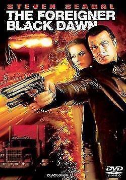 DVD - The Foreigner - Black Dawn (Steven Seagal)
