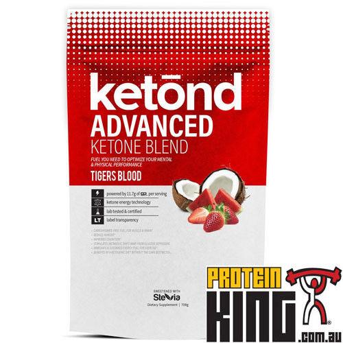 KETOND ADVANCED KETONE BLEND 30 SERVE TIGERS BLOOD KETOSIS KETO KETOSIS BLOOD FUEL WEIGHT LOSS ca1cf4
