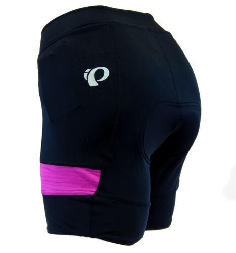 Pearl Izumi 2016 Women/'s Select Escape Texture Bike Shorts Black//Purple Wine,XXL