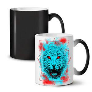 Beast Fury Tiger NEW Colour Changing Tea Coffee Mug 11 oz   Wellcoda