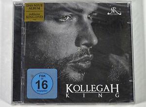 CD-Kollegah-King-CD-Audio-DVD-2014-Neu-amp-OVP